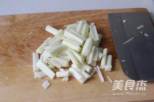 家常火腿蒲菜汤的做法图解