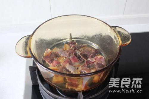 家常火腿蒲菜汤怎么做