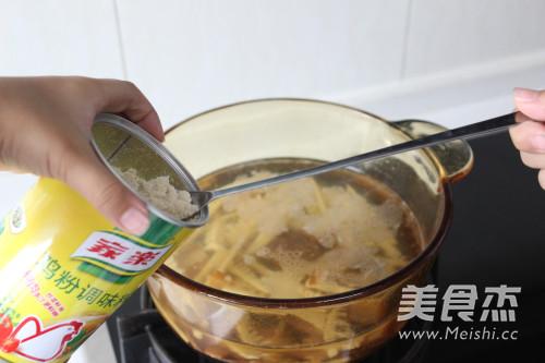 家常火腿蒲菜汤怎么煮