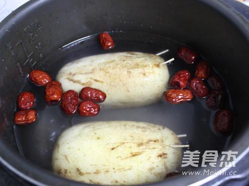 桂花糯米藕怎么做
