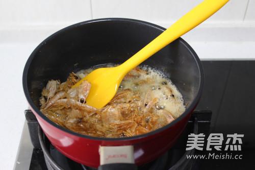 松茸虾油海鲜粥怎样煸