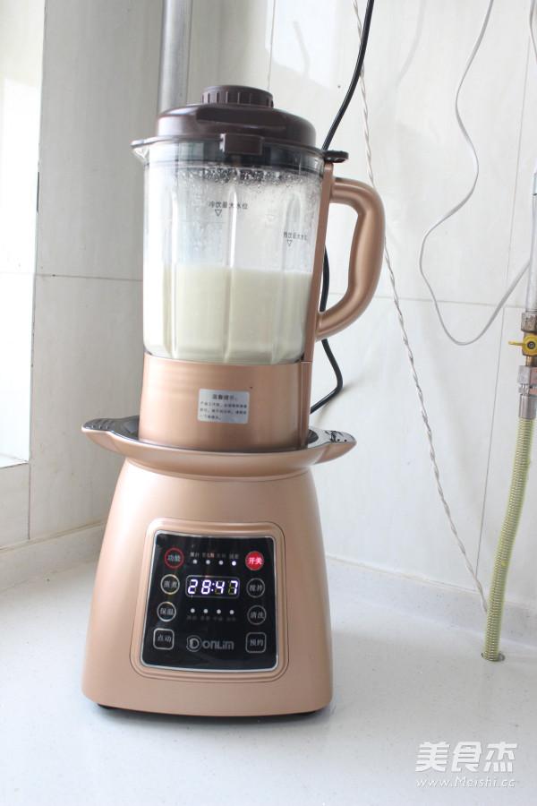 养生豆浆的简单做法