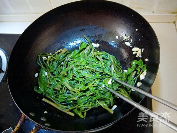 凉拌空心菜怎么煮