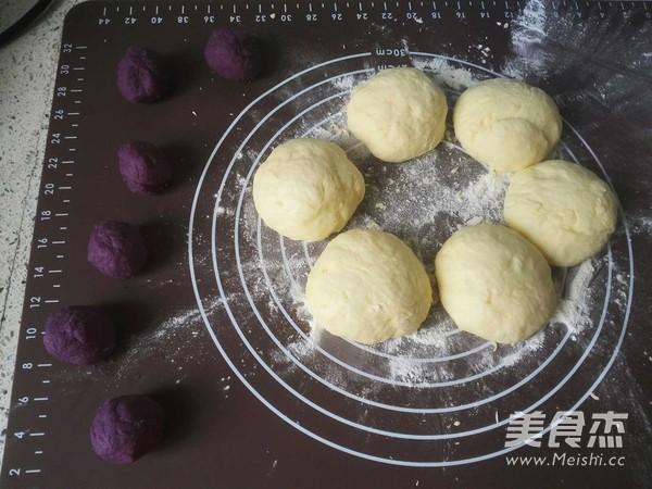 紫薯面包卷怎么炒