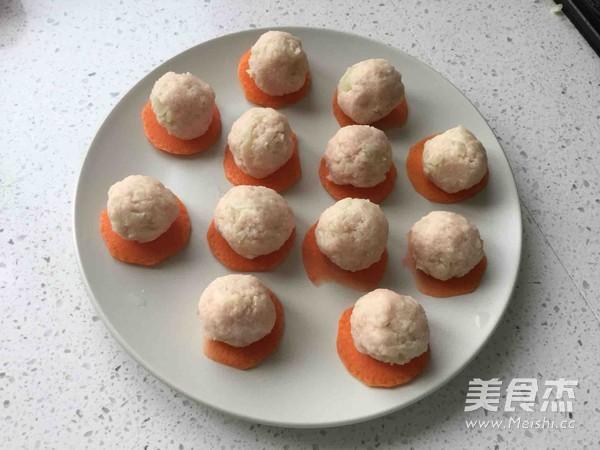 宝宝辅食-萝卜肉丸怎么煮