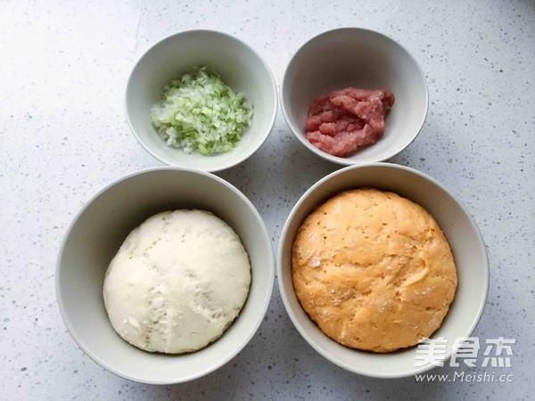 宝宝辅食-双色肉卷(10+)的家常做法