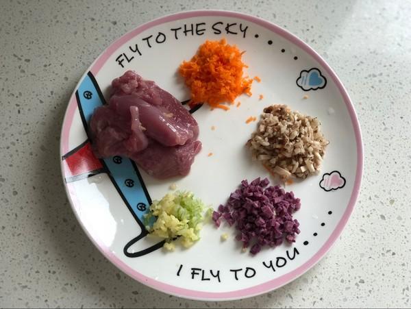 四喜蒸饺的家常做法