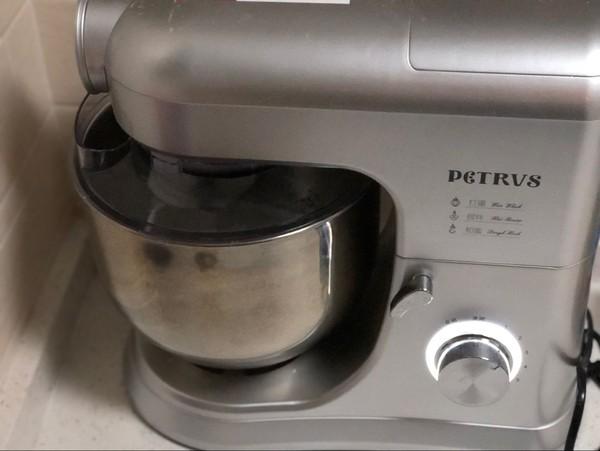 宝宝辅食-山形白吐司面包(12+)的做法图解