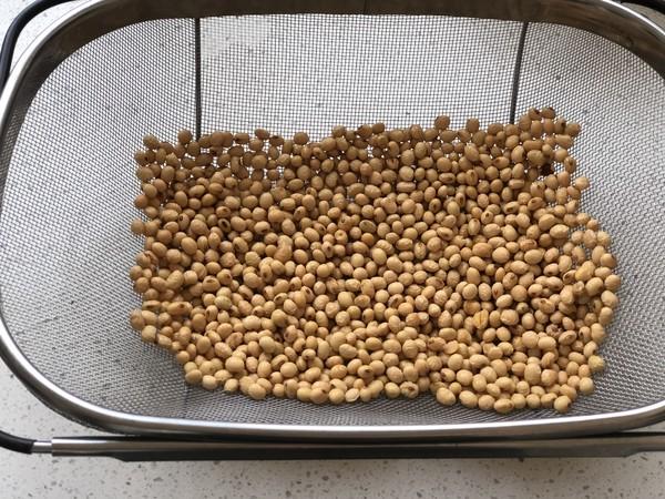 自制黄豆面的做法大全