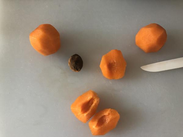 黄杏罐头的做法图解