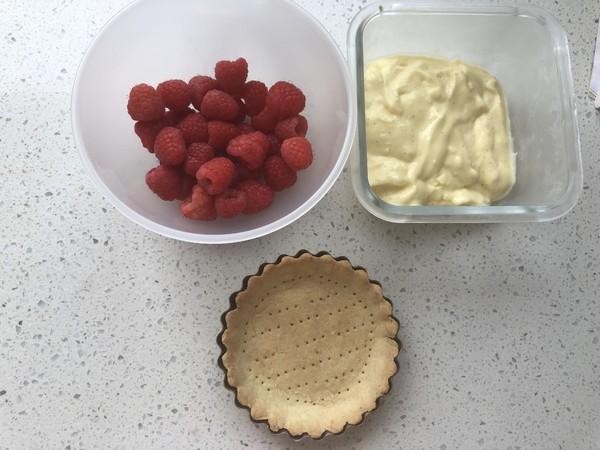 法式树莓挞(附详细香草卡仕达酱制作)怎样炖