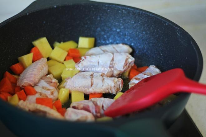 厨房小白也能轻松get的咖喱鸡翅怎么做