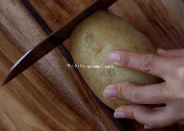 风琴烤土豆的做法大全