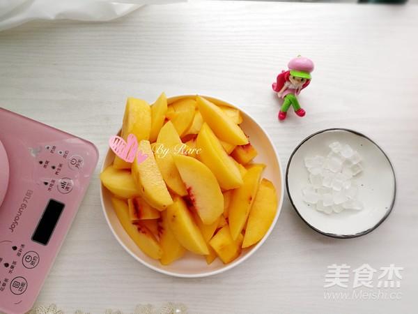 糖水黄桃罐头的做法图解