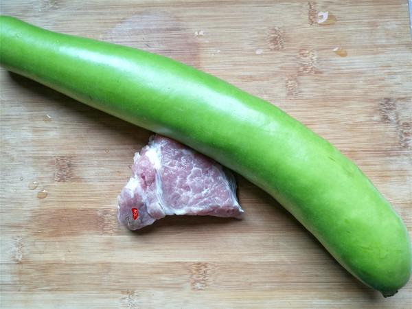 蒲瓜炒肉片的做法大全