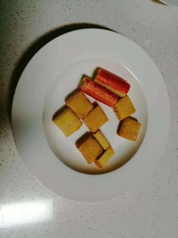 超级好吃的五珍粉蔬菜面做法,家常面条这样做,好吃又简单!的简单做法