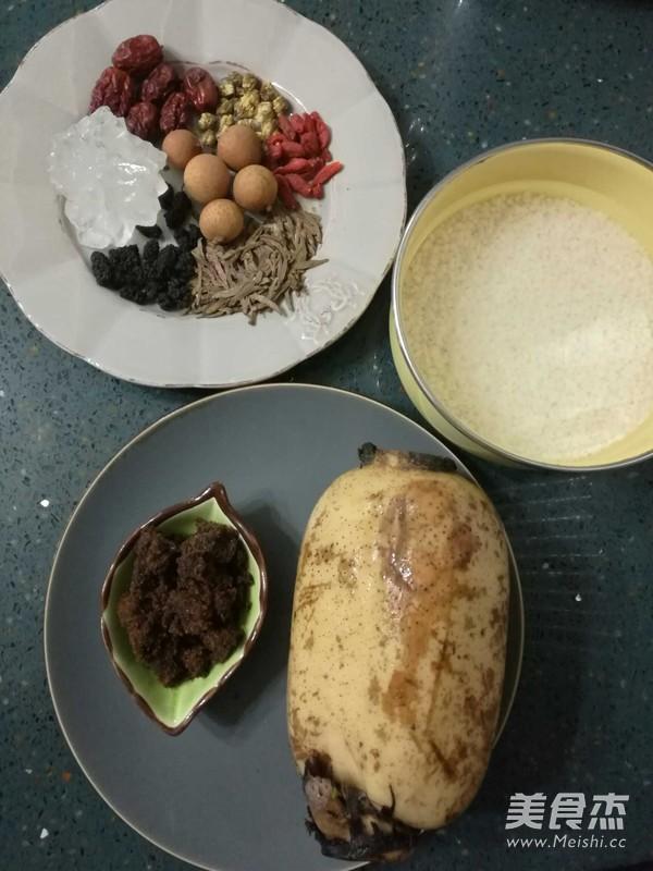 多宝糯米藕的做法图解