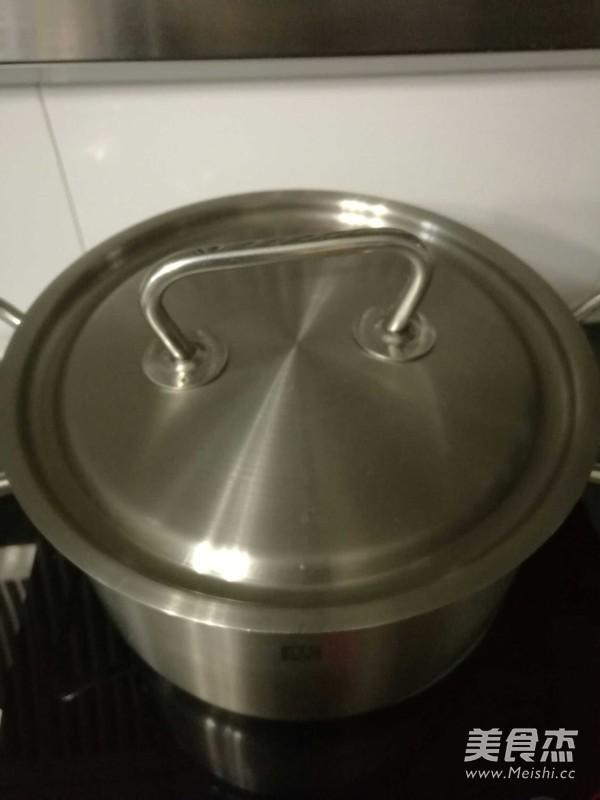 多宝糯米藕怎么煮