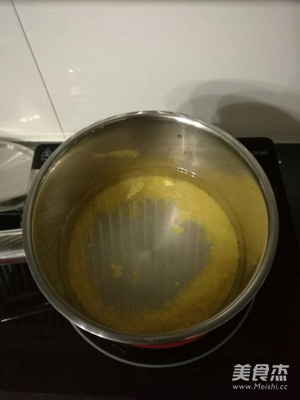 海参小米粥的做法图解