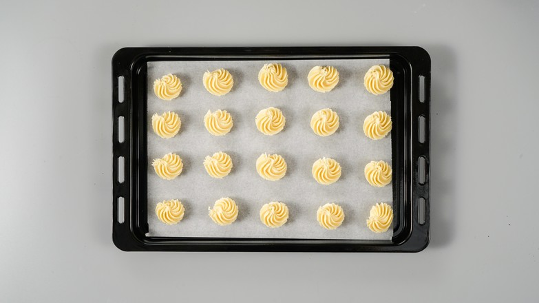 黄油奶香曲奇饼干怎么炖