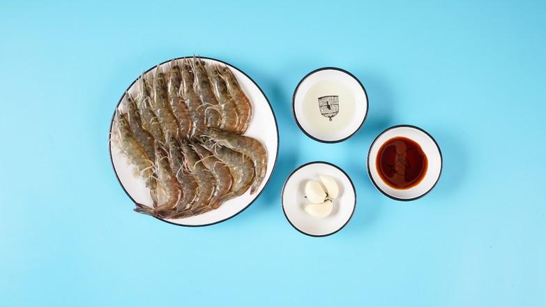 清蒸基围虾的做法大全