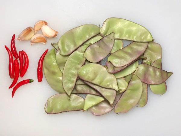 五花肉炒扁豆的做法大全