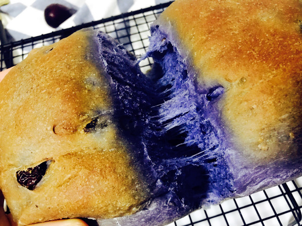 星空面包怎样做