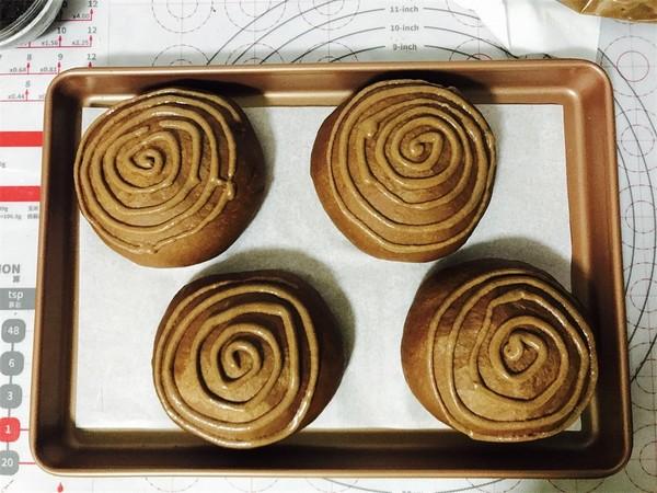 雷神软欧面包的制作方法