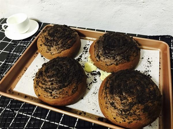 雷神软欧面包的做法大全