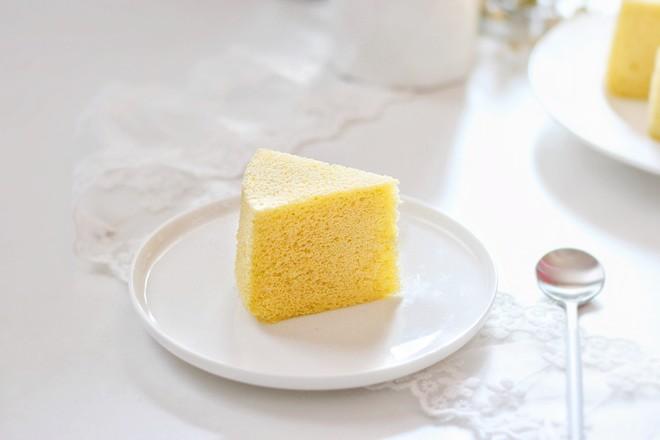 【八珍玉食】玉米Q弹蒸蛋糕的制作大全