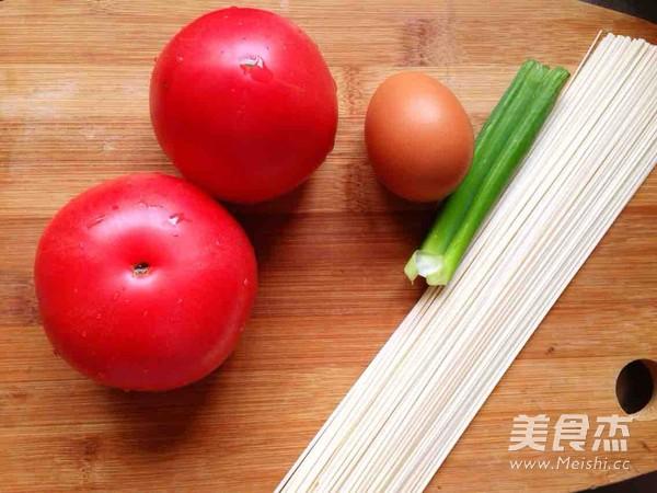 酸汤番茄挂面的做法大全