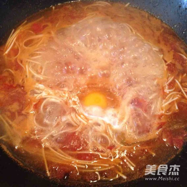 酸汤番茄挂面怎么炒