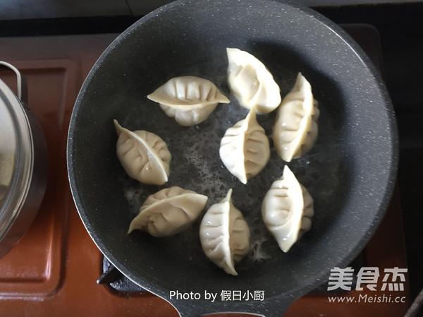 早餐锅贴的家常做法