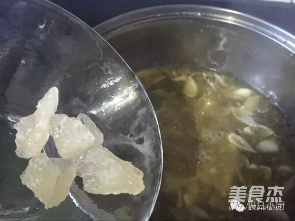 绿豆百合汤的简单做法