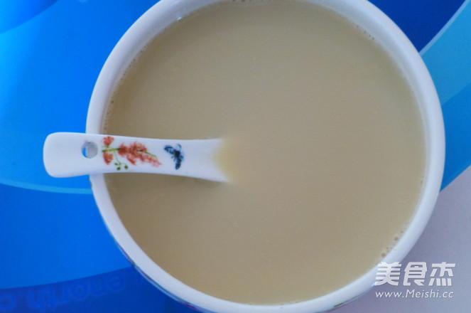雪梨黄豆豆浆怎么吃