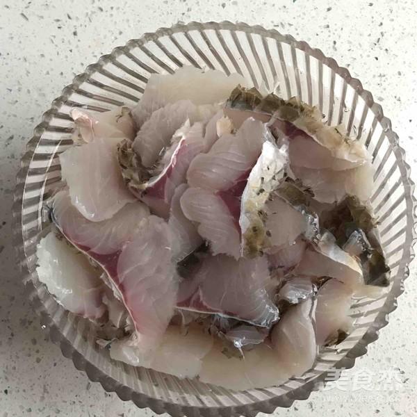 酸菜鱼的做法图解