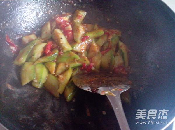 番茄炒丝瓜怎么煮
