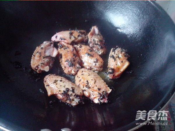 茶香鸡翅怎么煮