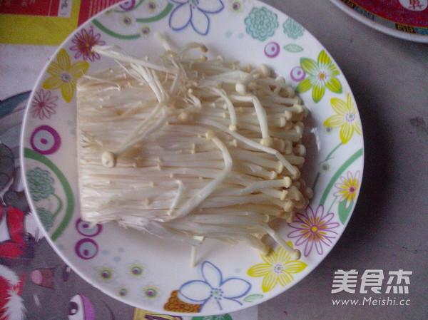 金针菇肉丸汤的做法大全