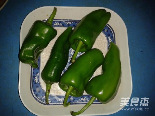 青椒炒豆干的做法图解