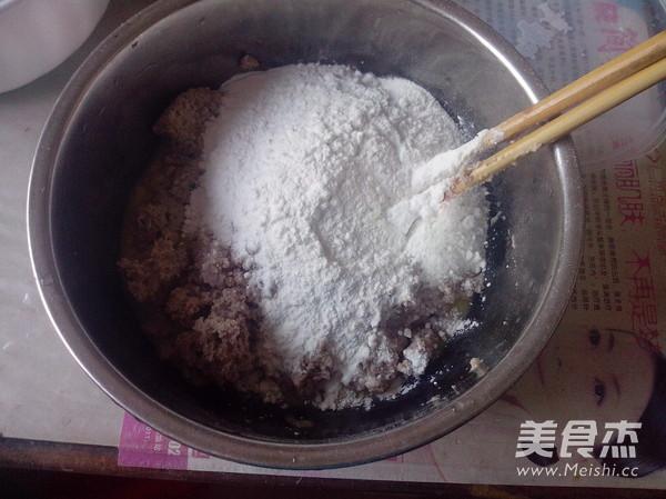 酸豆角豆渣饼的简单做法