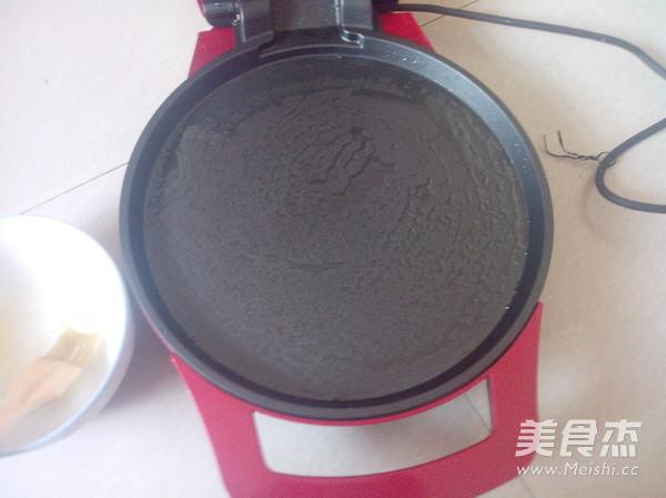 酸豆角豆渣饼怎么煮