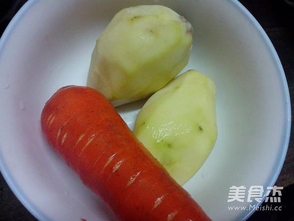 萝卜土豆烧牛肉的做法大全