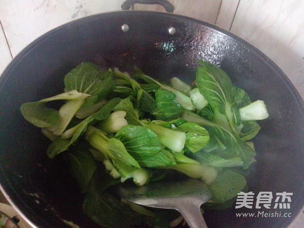 清炒上海青怎么吃