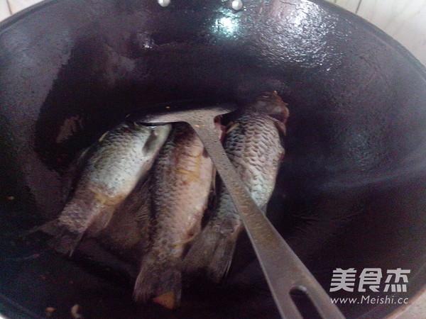 平菇鲫鱼汤的家常做法