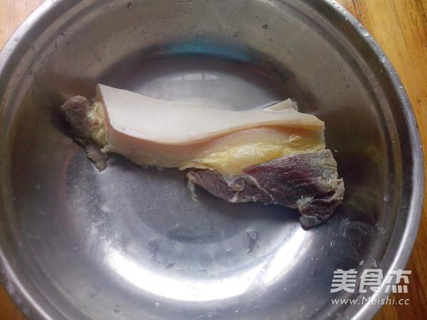 青椒蒜苔炒腊肉的做法大全