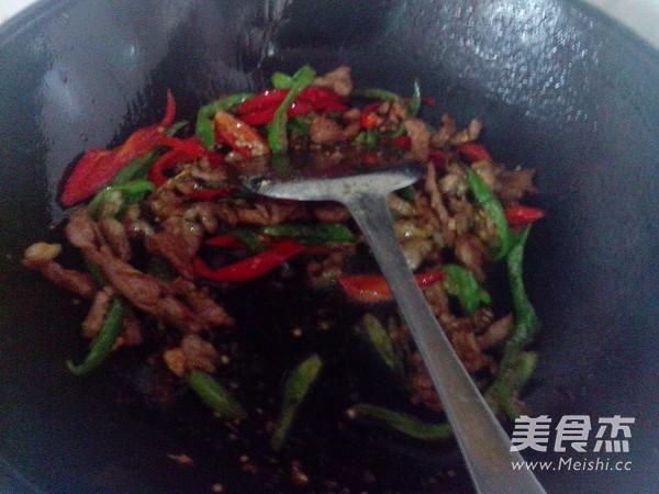 辣椒炒肉怎样做