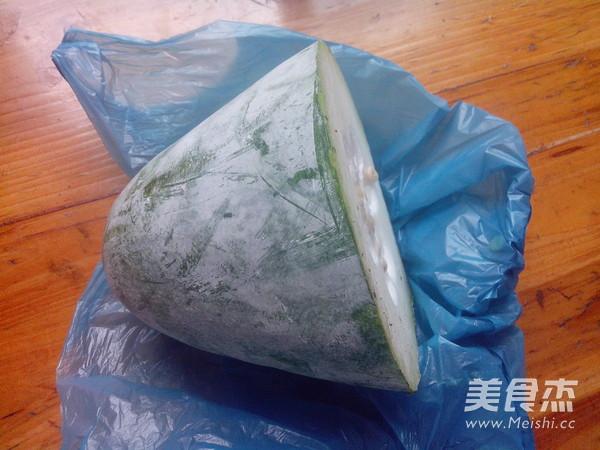 虾米冬瓜汤的做法大全