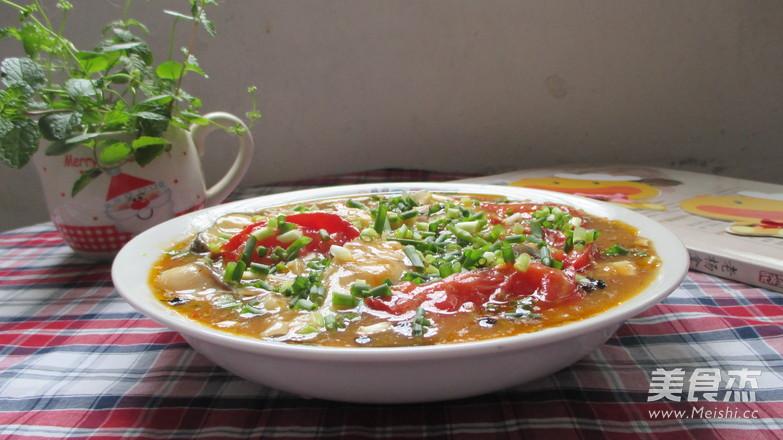 番茄烧鱼块怎样做