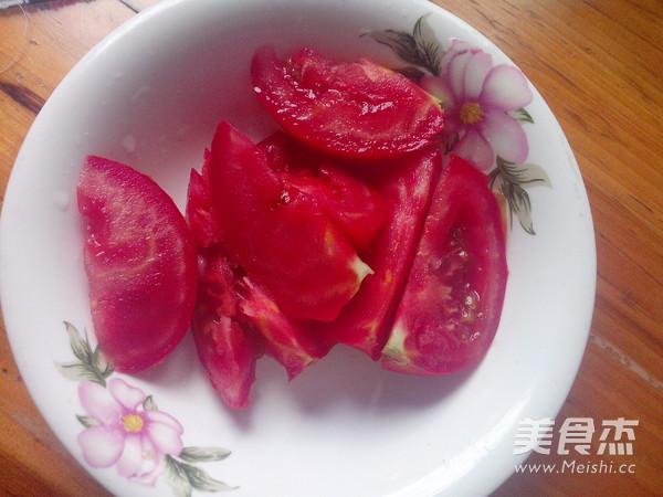 番茄烧鱼块怎么煮